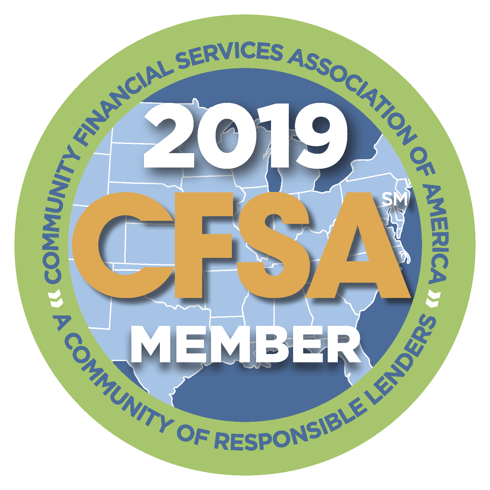 Logo of CFSA SEAL 2019