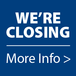 This Branch is closing, click the link for information on alternate Branches